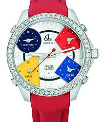 Jacob & Co Five Time Zone Watch JC-1