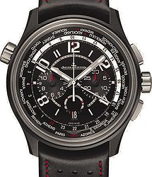 Jaeger LeCoultre Amvox 5 World Chronograph Cermet Limited Edition