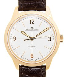Jaeger-LeCoultre Geophysic 18kt Rose Gold White Automatic Q8002520