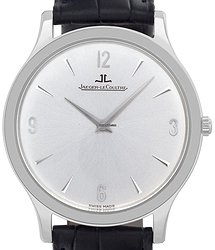 Jaeger-LeCoultre Master Control 145.8.79.S Stainless Steel Cream dial 34mm Manua