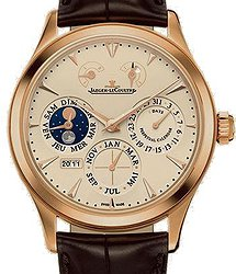 Jaeger LeCoultre Master Control Eight Days Perpetual