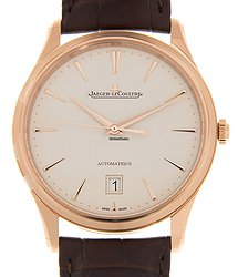 Jaeger-LeCoultre Master Ultra Thin 18kt Rose Gold Beige Automatic Q1232510