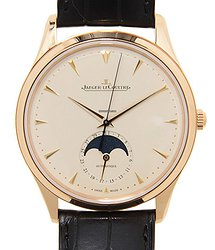 Jaeger-LeCoultre Master Ultra Thin 18kt Rose Gold Beige Automatic Q1362520