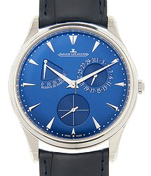Jaeger-LeCoultre Master Ultra Thin Stainless Steel Blue Automatic Q1378480
