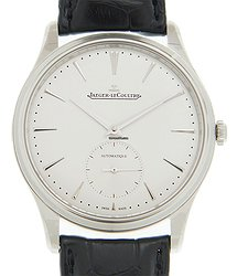 Jaeger-LeCoultre Master Ultra Thin Stainless Steel Silver Automatic Q1218420
