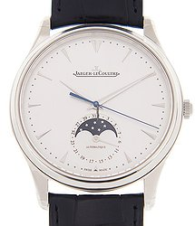 Jaeger-LeCoultre Master Ultra Thin Stainless Steel Silver Automatic Q1368420