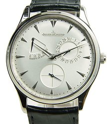 Jaeger-LeCoultre Master Ultra Thin Stainless Steel Silver Automatic Q1378420