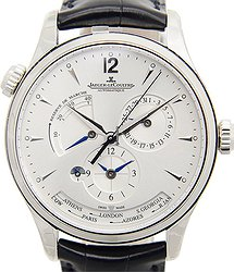 Jaeger-LeCoultre Master Ultra Thin Stainless Steel Silver Automatic Q1428421