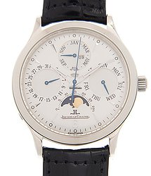 Jaeger-LeCoultre Master Ultra Thin Stainless Steel Silvery White Automatic Q149842A