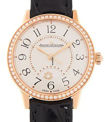 Jaeger-LeCoultre Rendez Vous 18kt Rose Gold & Diamonds White Automatic Q3462430