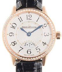 Jaeger-LeCoultre Rendez Vous 18kt Rose Gold & Diamonds White Quartz Q3402530
