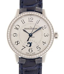 Jaeger-LeCoultre Rendez Vous Stainless Steel & Diamonds White Automatic Q3468430