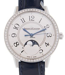 Jaeger-LeCoultre Rendez Vous Stainless Steel & Diamonds White Automatic Q3578430