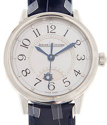 Jaeger-LeCoultre Rendez Vous Stainless Steel White Automatic Q3468410