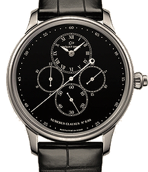 Jaquet Droz Complication Chaux-de-Fonds  Chrono Monopusher