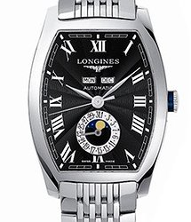 Longines Automatic Moon Phase Calendar L2.671.4.58.6