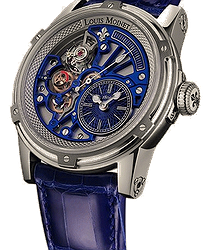 Louis Moinet Limited Edition. Tempograph Chrome