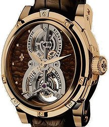 Louis Moinet Limited Edition. Treasures of the World Biggs Jasper (piece unique)