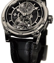 Louis Moinet Limited Edition. Vertalor Tourbillon
