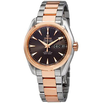 Купить часы Omega Aqua Terra Annual Calendar Automatic Chronometer Grey Dial Men's Watch  в ломбарде швейцарских часов