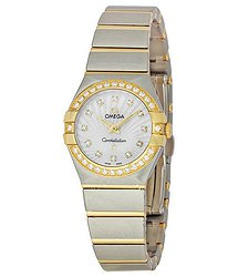 Omega Constellation 09 Ladies Watch