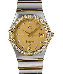 Omega Constellation 27mm 12971500