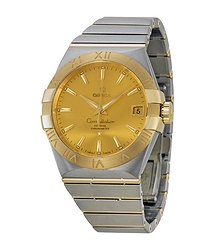 Omega Constellation Chronometer Automatic Men's Watch 12320382108001