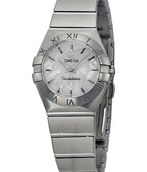 Omega Constellation Mother of Pearl Ladies Watch