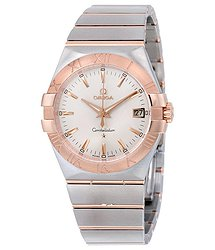 Omega Constellation Quartz Unisex Watch