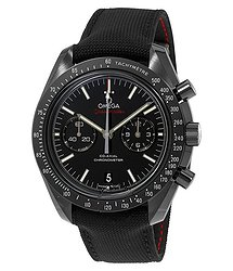 Omega Dark Side of the Moon Automatic Black Dial Men's Watch