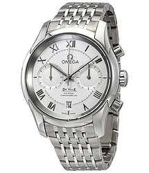 Omega De Ville Chronograph Chronometer Men's Watch