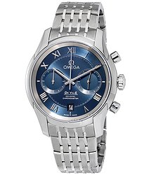 Omega De Ville Co Axial Chronometer Men's Watch OM 431-10-42-51-03-001