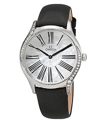 Omega De Ville Mother of Pearl Ladies Watch