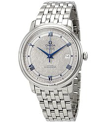 Omega De Ville Prestige Chronograph Automatic Grey Dial Men's Watch