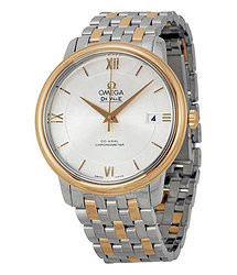 Omega De Ville Prestige Co-Axial Automatic Men's Watch