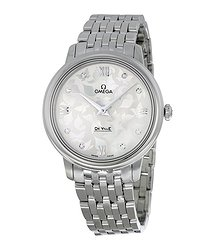Omega De Ville Prestige Ladies Watch 42410336052001