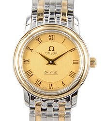 Omega De Ville Quartz Unisex Watch
