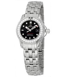 Omega James Bond Seamaster 300M Diamond Ladies Watch
