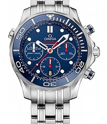 Omega Omega Seamaster Diver 300m Co-axial Chronograph  212.30.42.50.03/001