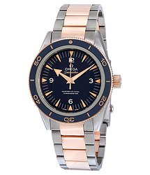Omega Seamaster 300 Automatic Blue Dial Men's Watch 23360412103001