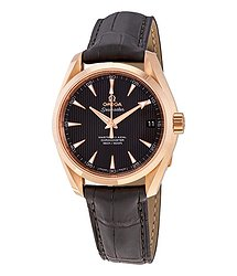 Omega Seamaster Aqua Terra 18kt Rose Gold Automatic Men's Watch