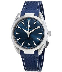Omega Seamaster Aqua Terra Automatic Blue Dial Men's Watch