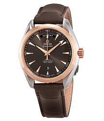 Omega Seamaster Aqua Terra Automatic Chronometer Men's Watch