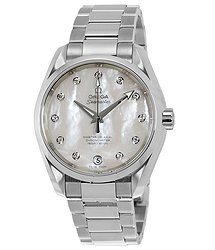 Omega Seamaster Aqua Terra Automatic Ladies Watch 23110392155002