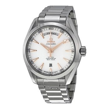 Купить часы Omega Seamaster Aqua Terra Automatic Silver Dial Stainless Steel Men's Watch  в ломбарде швейцарских часов
