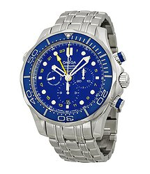 Omega Seamaster Automatic Chronograph Men's Watch