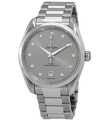 Omega Seamaster Automatic Chronometer Diamond 38 mm Watch