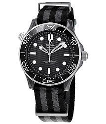 Omega Seamaster Automatic Chronometer Men's Watch