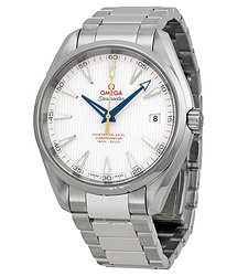 Omega Seamaster Automatic Chronometer Silver Dial Men's Watch