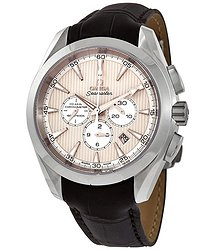 Omega Seamaster Chronograph Automatic Chronometer Men's Watch